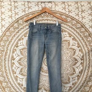 american eagle skinny jeggings